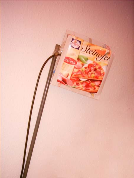 Pizzaquad-Antenne